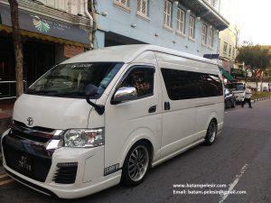 wisata tour singapura